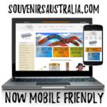 Aussie Souvenirs Online Shop Refreshed